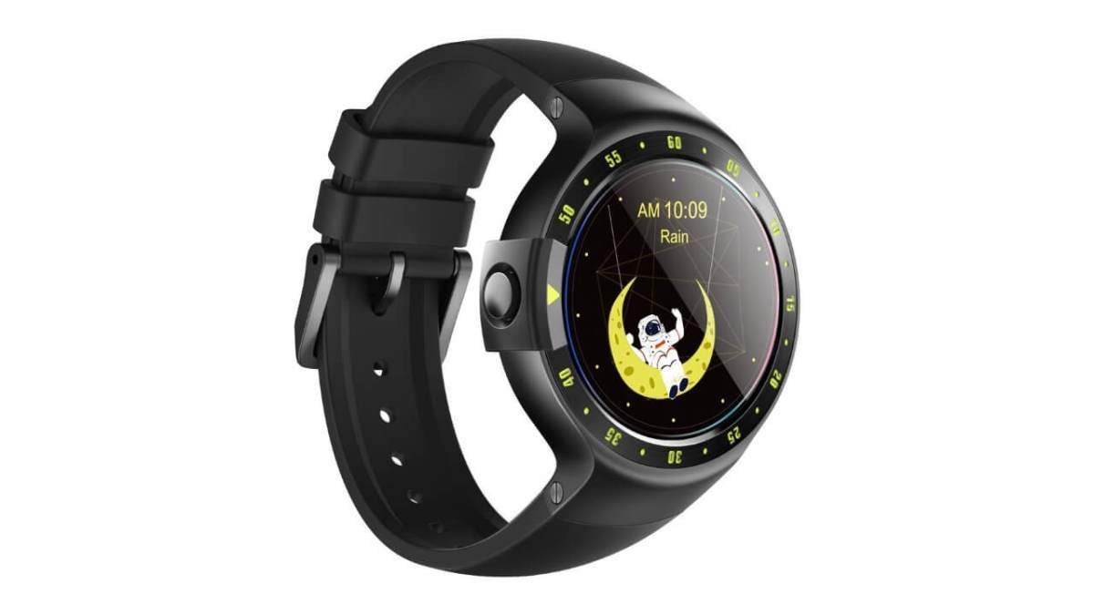 GPS内蔵Android Wear「Ticwatch S/E」が国内Amazonで販売中